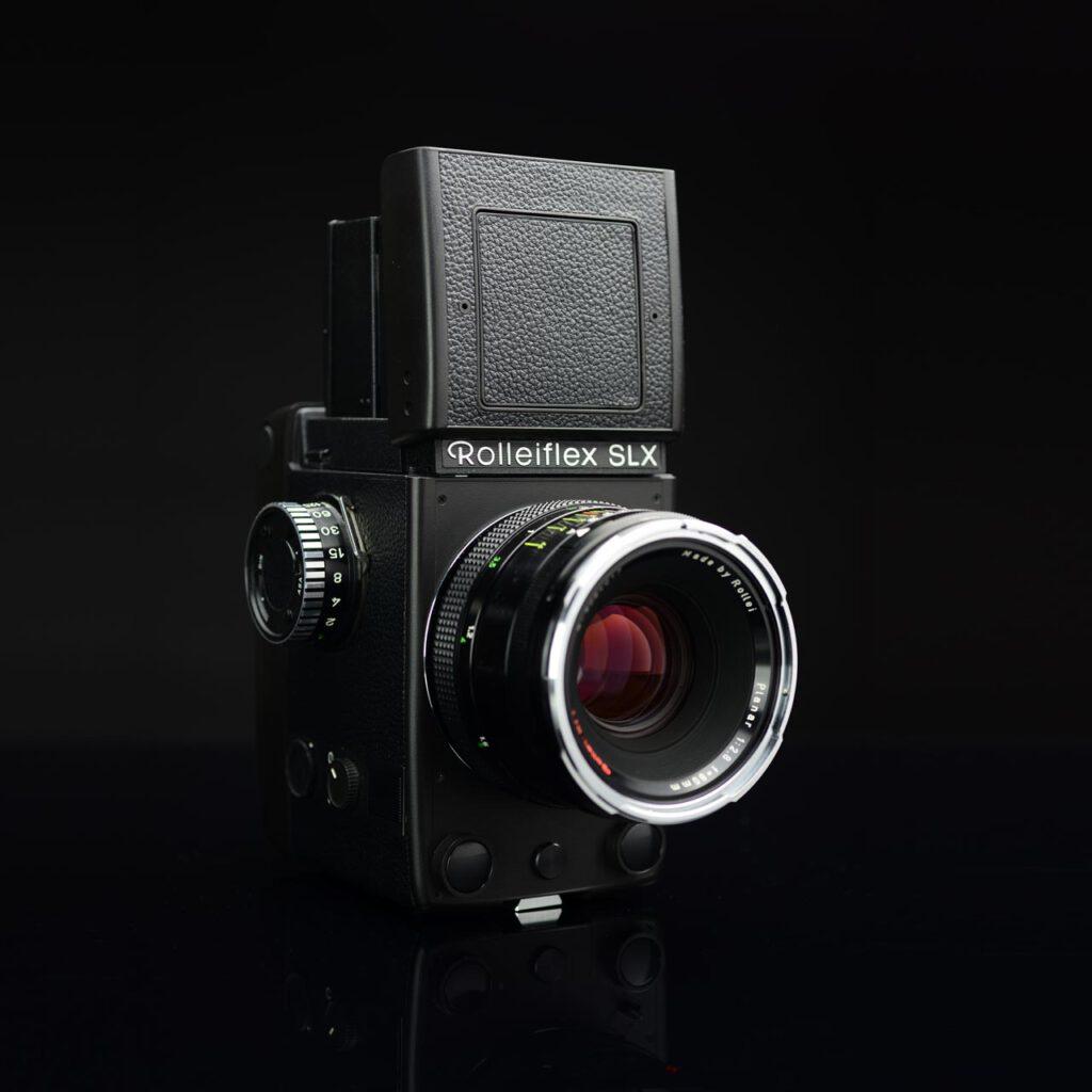 Fotografie alte Rolleiflex